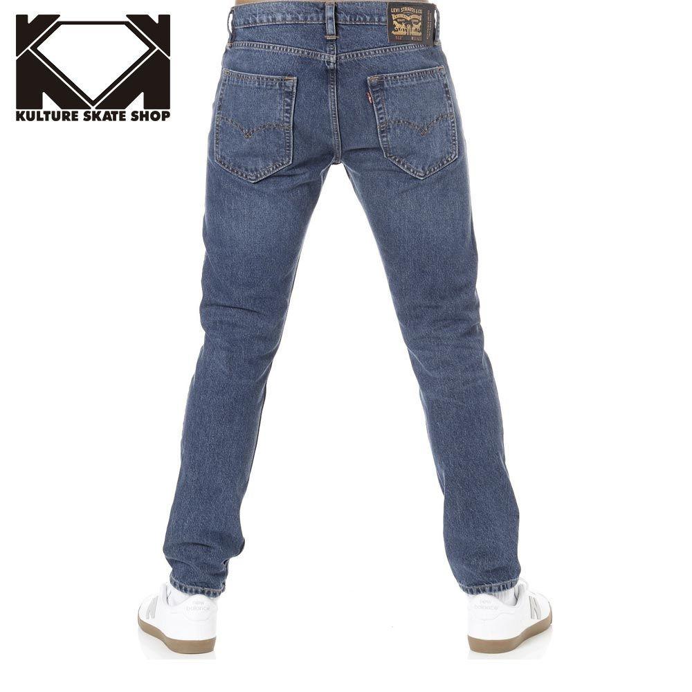 Skate Levis Slim Pantalones 512 5 Pocket Bush WHED29I